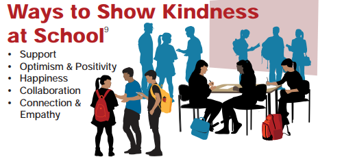 students kindness